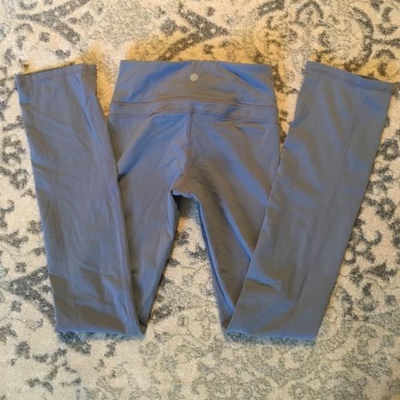 ed4741f09e226 Athleta Pants - Athleta Yoga Barre Pants Size ST / Small - Tall